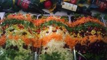 Antalya Bistro - Unsere Salatbar 2